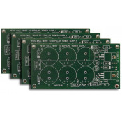 Wall Wart Bipolar Supply - PCB 4 Pack